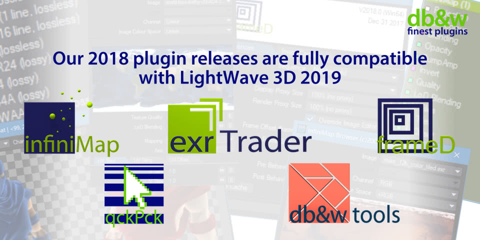 LightWave 3D 2019
